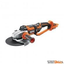 Угловая шлифмашина AEG BEWS18-230BL-0 (без АКБ)
