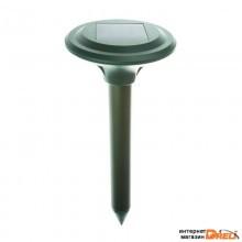 Ультразвуковой отпугиватель кротов на солнечной батарее (R30)  REXANT (71-0007)