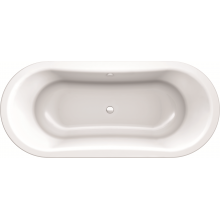 Ванна BLB Duo Comfort Oval with panelling 160x75