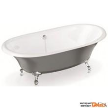 Ванна BLB USA 170x85 (серый)