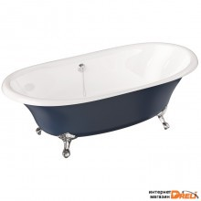 Ванна BLB USA 170x85 (синий насыщенный)