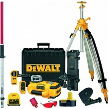 Лазерный нивелир DeWALT DW 079 PKH (Комплект уровня)