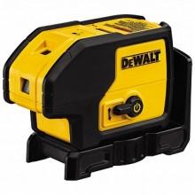 DeWALT DW 083 K лазерный (Поворот на 180 градусов) уровень
