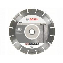 Алмазный круг 115 мм бетон (Bosch) (2608600354)