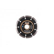 Алмазный круг 115х22 мм универс. сегмент. GEPARD (сухая резка) (GP0801-115)