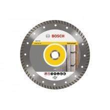 Алмазный круг 115х22,23мм универсальный Professional Turbo (2608602393) (BOSCH)
