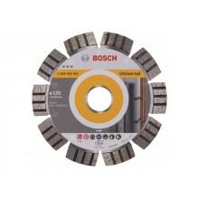 Алмазный круг 125х22,23мм универсальный Best (2608602662) (BOSCH)