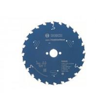 Диск пильный 160х20 мм 24 зуб. по дереву EXPERT FOR CONSTRUCT WOOD BOSCH (твердоспл. зуб) (2608644136)