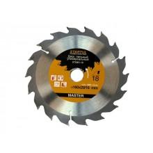 Диск пильный 160х20/16 мм 24 зуб. по дереву STARTUL (твердоспл. зуб) (ST5061-24)