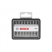 Набор бит Sx1 (8 шт) (2607002556) (BOSCH)