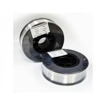 Проволока сварочная для алюминия ER 4043 ф0,8мм (катушка 2кг) (ER4043-08020) (SOLARIS)