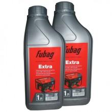 Масло моторное полусинтетическое для четырехтактных двигателей (1л.) Fubag Extra SAE 10W-30