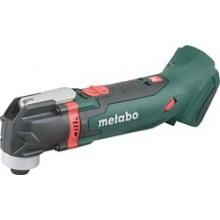 Многофункциональная шлифмашина Metabo MT 18 LTX Compact 2.0Ah x2 Case Set