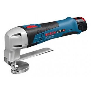 Аккумуляторные ножницы по металлу BOSCH GSC 10,8 V-LI(0601926108)