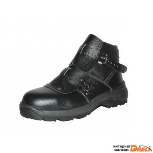 Ботинки рабочие для сварщика КА414кс/2-2 р.41 (Таланпром)