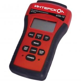Многофункциональный измерительный прибор Интерскол УПИ-10