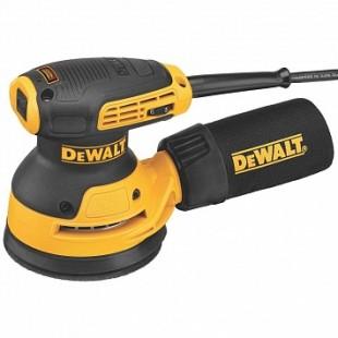 Машинка шлифовальная DeWALT DWE 6423