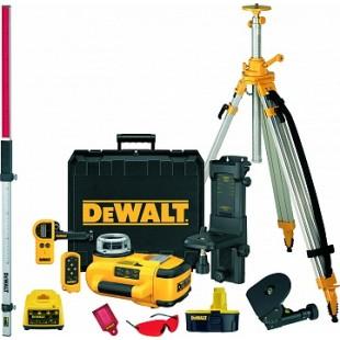 Уровень лазерный DeWALT DW 079 PKH