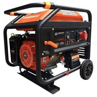 Бензиновый генератор Daewoo Power Products GDA 7800E-3