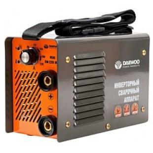 Сварочный аппарат Daewoo Power Products MINI DW-220I MMA